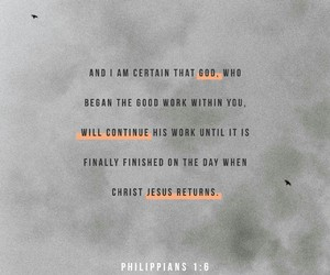 Christ, faith, and bible verse image