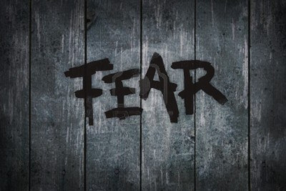 fear and article image