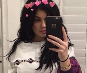 kylie jenner, girl, and icon image