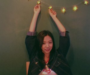 hamtaro, yeoreum, and cosmic girls image