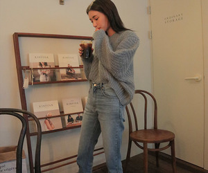 casual, jeans, and style image