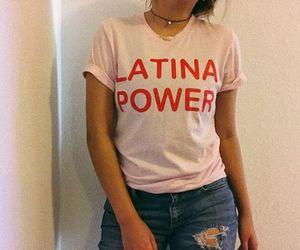 latina and girl image