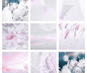 aesthetics, kpop, and pink image