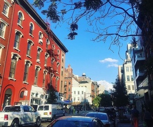 colors, manhattan, and photograph image