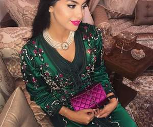 beuty, caftan, and moroccan image