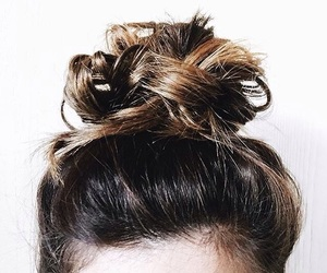 aesthetic, hair do, and hair style image