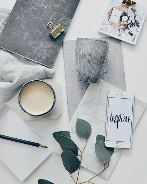 coffee, grey, and aesthetic image
