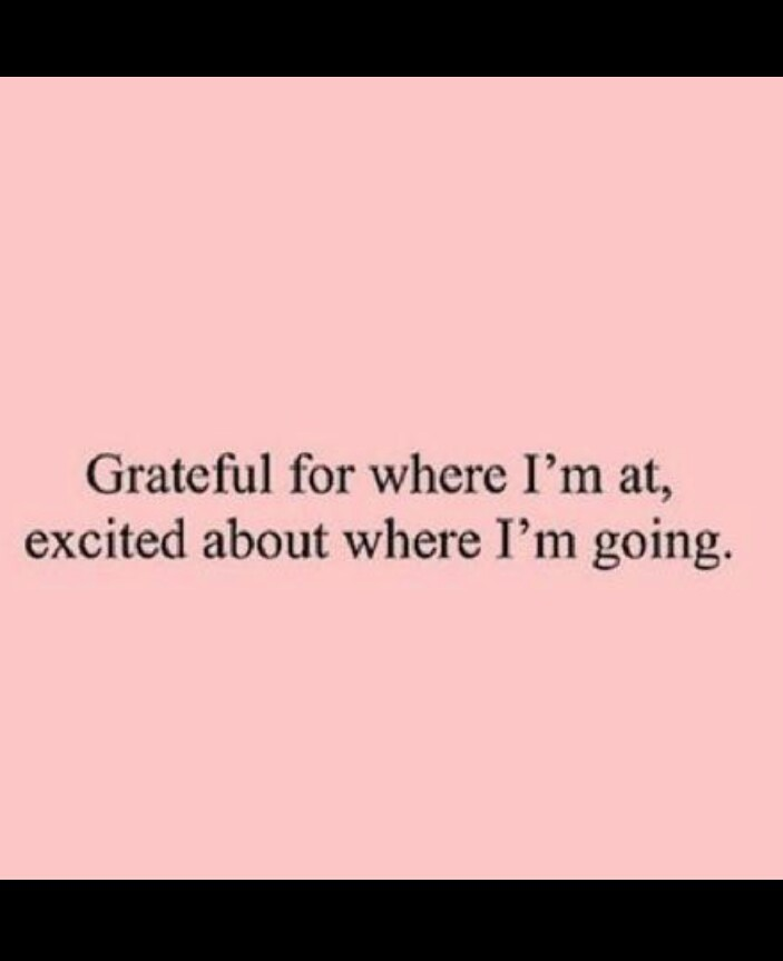 excited, grateful, and life image
