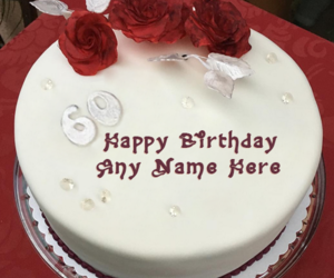 name birthday cakes, birthday cake pictures, and 60 birthday cake image
