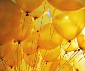 aesthetic, balloons, and pretty image
