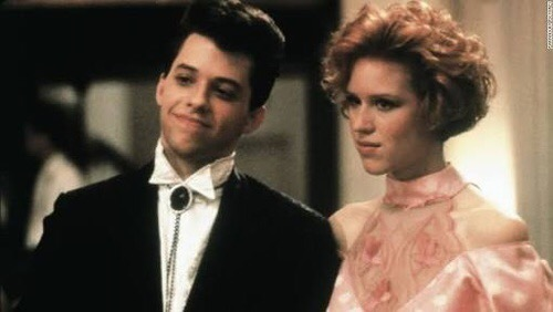 pretty in pink and Molly Ringwald image