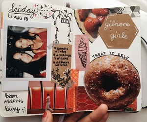 autumnal, Collage, and food image
