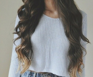 goals, cute, and hair image