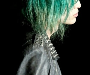 90's, green, and punk image