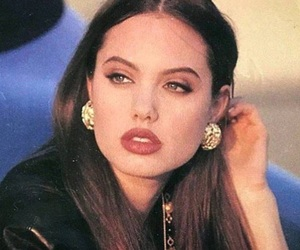 Angelina Jolie, 90s, and angelina image