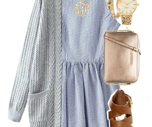 dress, heels, and outfit image