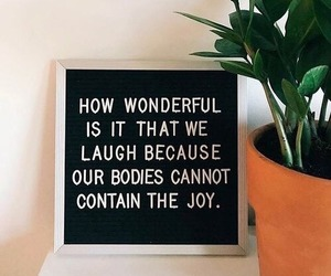 quotes, joy, and happiness image