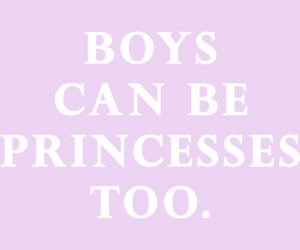 princess and boys image