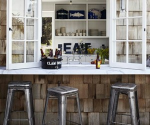 bar, decor, and design image
