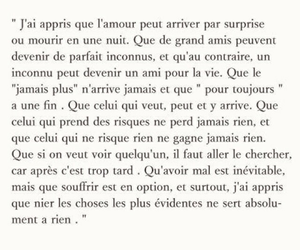amour, french, and friendship image