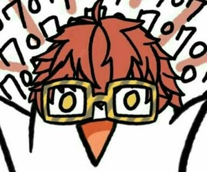 707, god seven, and mystic messenger image