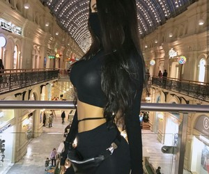 beauty, gangster, and goals image