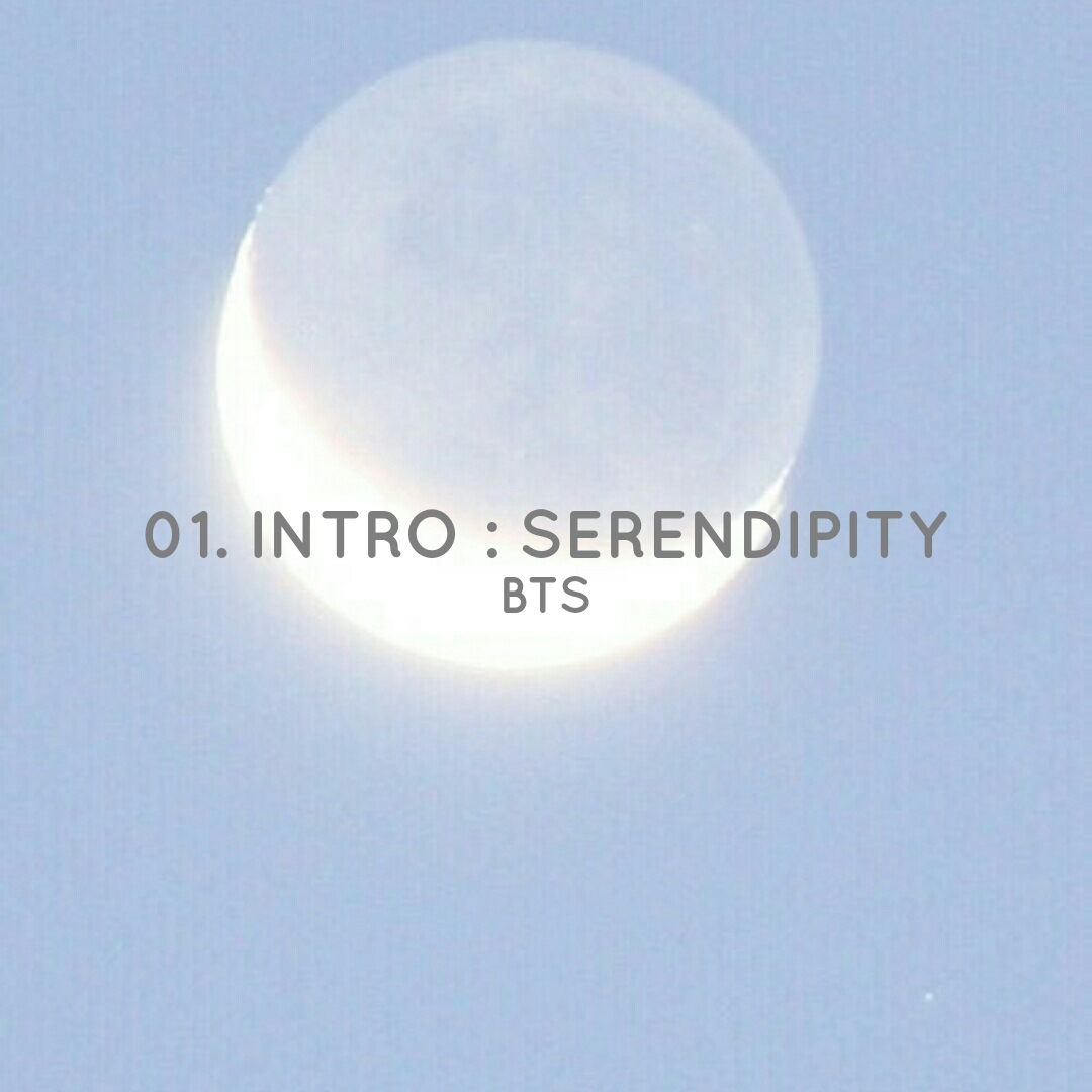 aesthetic, moon, and serendipity image