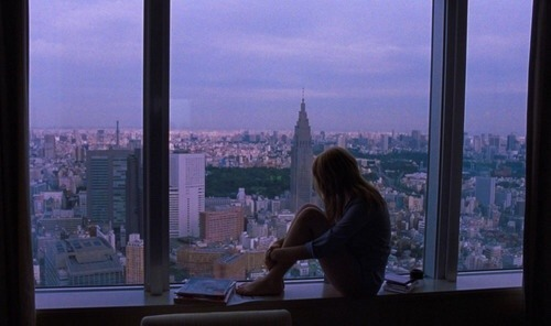city, lost in translation, and window image