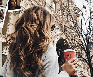 hairs, curly hairs, and blonde hairs image