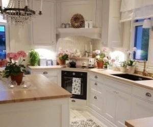 home decor, kitchen, and farmhouse style image