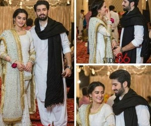 aiman khan and moneeb but image