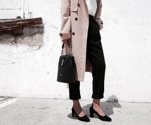 fashion, outfit, and elegance image