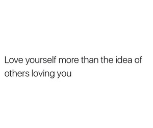 happy, love, and self image
