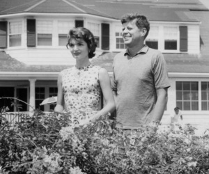 Jackie Kennedy, JFK, and kennedy image