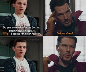 Avengers, funny, and joke image