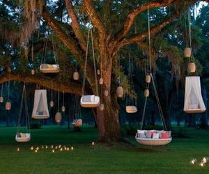 hanging, loungers, and relax image