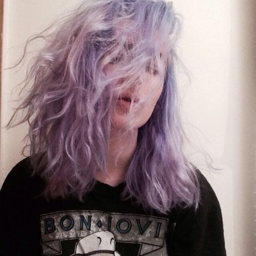 grunge and hair image