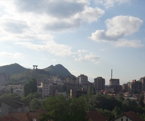 kosovo, 2017, and peje image