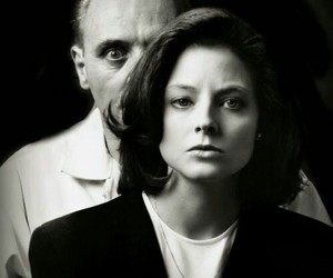 the silence of the lambs, jodie foster, and hannibal lecter image