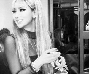 CL, 2ne1, and lee chaerin image