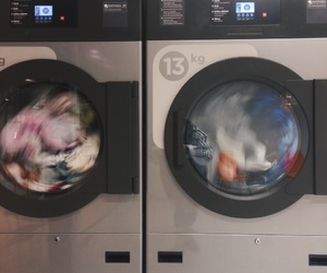 laundry, wash, and machine image