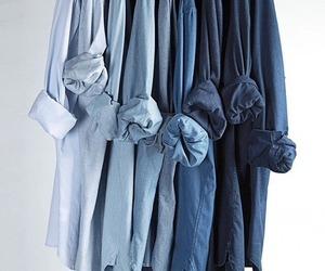 blue, fashion, and style image