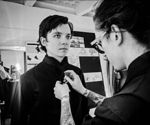Hot and asa butterfield image