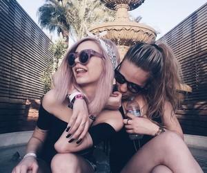 grunge, sisters, and amanda steele image