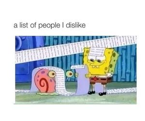 dislike, hate, and funny image