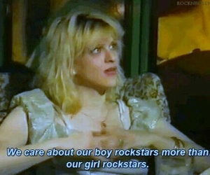 90s, Courtney Love, and feminism image