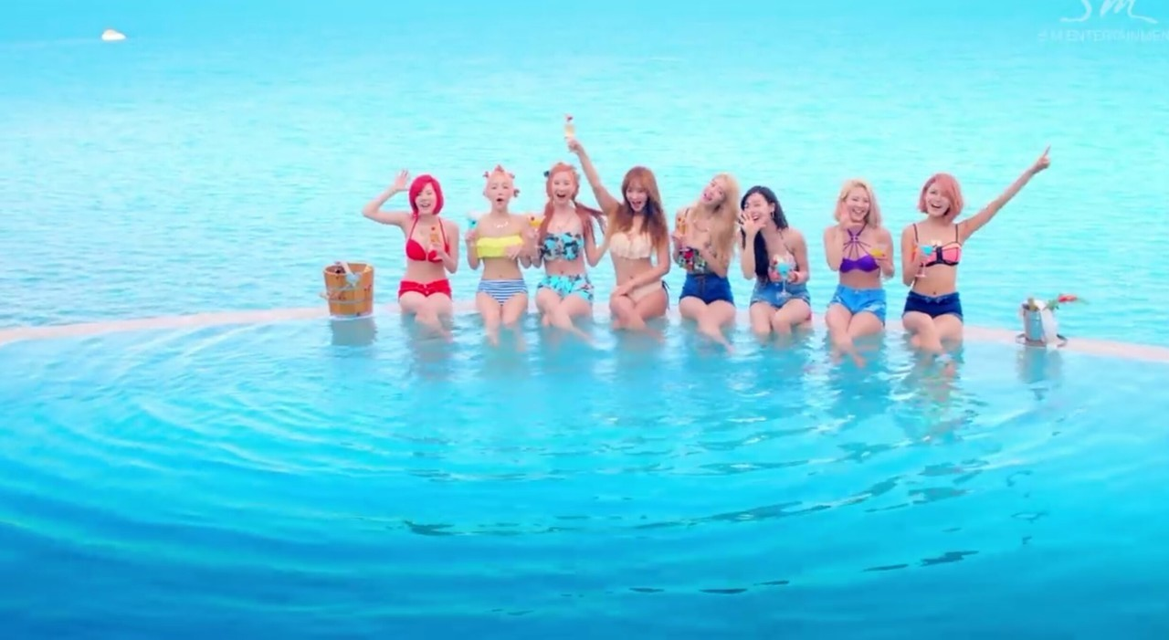 girls generation, tiffany, and yuri image