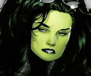 Marvel, jennifer walters, and she-hulk image