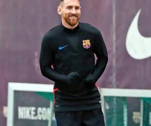 Barca, Barcelona, and haircut image