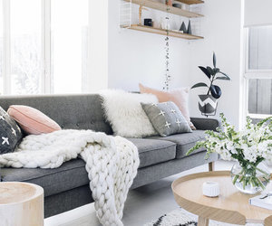 decor, design, and grey image